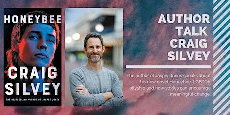 Craig Silvey - Author talk tickets
