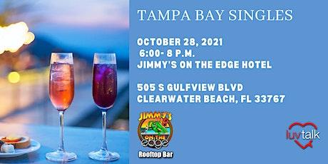 Tampa Bay  Professional Singles Rooftop Halloween  Meet  + Mingle tickets