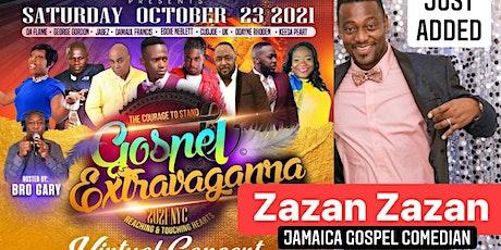 Courage To Stand Gospel Extravaganza 2021 tickets