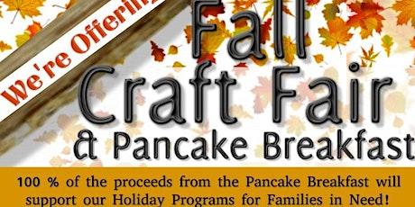 Fall Craft Fair & Pancake Breakfast tickets