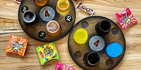 Candy Pairing In the Taproom tickets