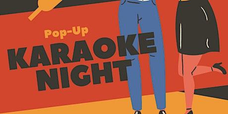 Pop-Up Karaoke tickets