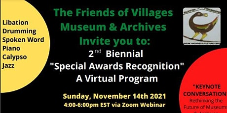 """2nd Biennial """"Special Awards Recognition"""" tickets"""