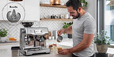 Fundamentals of Café Quality Espresso at home. tickets