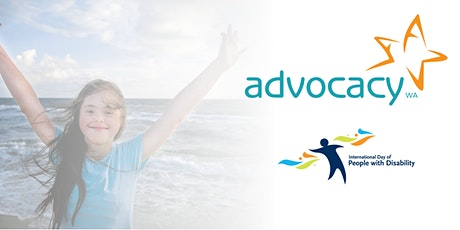 Advocacy WA International Day of Disability Luncheon tickets