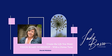 Vision Board Workshop - With a Divine Twist! tickets