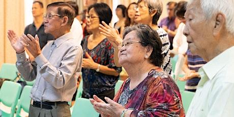 10am 华语崇拜 - Prayer Room (40 pax) tickets