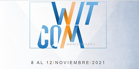 VIRTUAL WITCOM CONFERENCE 2021 entradas