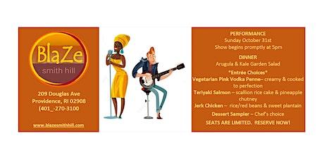 Jazz & Dinner in the Evening  - MAYA &  BILL tickets