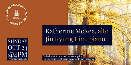 CSM Musical Meditations | Katherine McKee and Jin Kyung Lim tickets