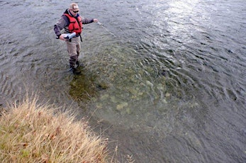 2021 Bow River Brown Trout Redd Survey Day 2 tickets