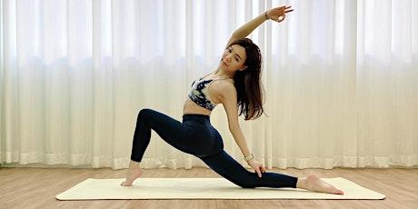 Viki Kwan x Sweaty Betty | Hatha Yoga (Cantonese) tickets