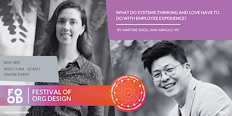 WHAT DO SYSTEMS THINKING AND LOVE HAVE TO DO WITH EMPLOYEE EXPERIENCE ? tickets