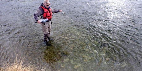 2021 Bow River Brown Trout Redd Survey Day One tickets