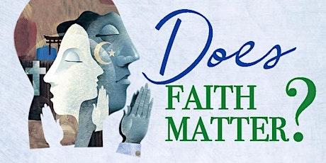 Guest Pass for  Dialogue - Does Faith Matter? tickets