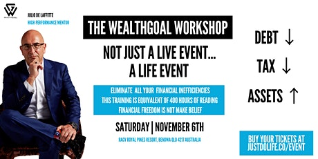 LIFE EVENT : Financial Intelligence tickets