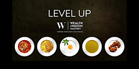 Level Up:  29th Oct tickets