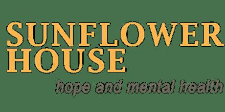 Sunflower House Art & Wine Auction tickets