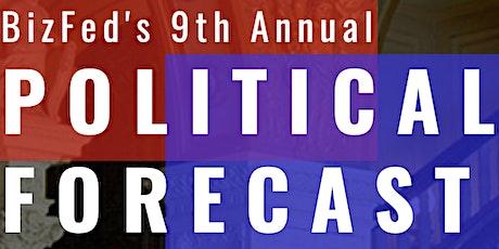 BizFed 9th Annual Political Forecast Luncheon tickets
