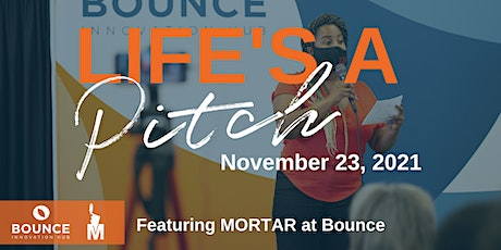MORTAR at Bounce Cohort 5 Pitch Night and Graduation Celebration tickets