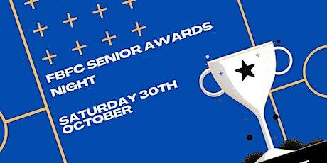 Ferrymead Bays 2021 Senior Awards Night tickets