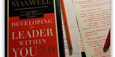 Developing the Leader Within You Part II tickets