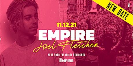 Empire · Joel Fletcher · Dec 11th tickets