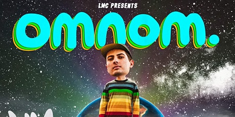 LMC Presents Omnom tickets