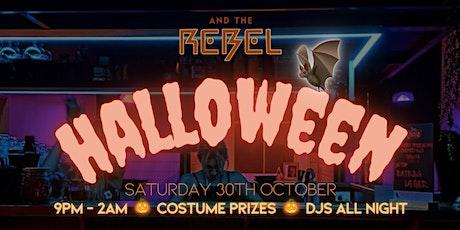Rebel's Halloween Party! tickets