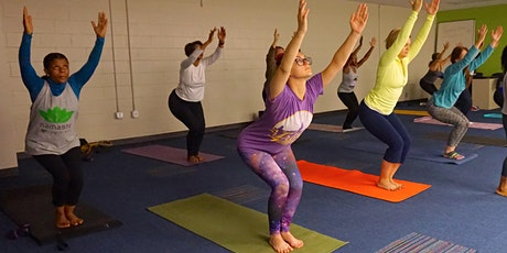 Yoga with People for Palmer Park & Yoganic Flow tickets