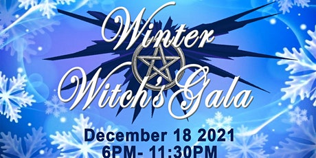 Winter Witch's Gala 2021 tickets