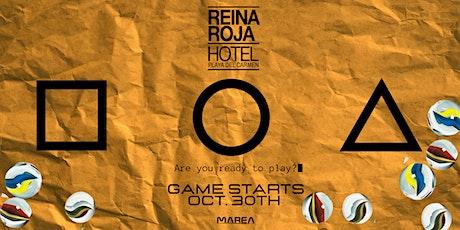 HALLOSQUID  at  Reina Roja tickets