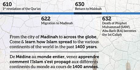 Timeline Of Islamic History tickets