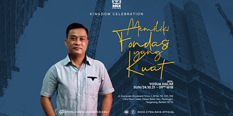 Kingdom Celebration   24 Oktober 2021   Jam 09:00. tickets