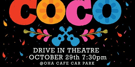Drive in Movie Night at Oha Cafe tickets