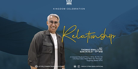 Kingdom Celebration   24 Oktober 2021   Jam 11:00. tickets