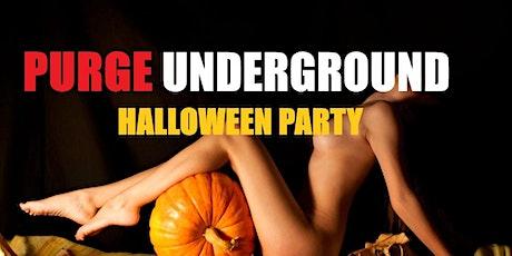 UNDERGROUND PURGE HOTWIFING PARTY! tickets