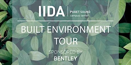 IIDA PSCC // Built Environments Tour tickets