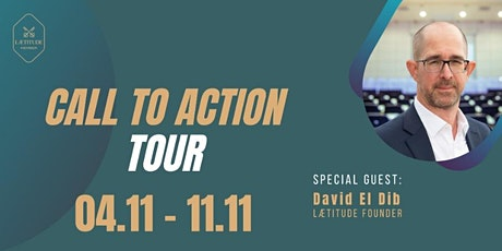 LAETITUDE Call to Action Event - Hamburg Tickets