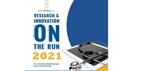 """BHS Research & Innovation """"On the Run"""" 2021 series - SESSION 1 tickets"""