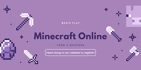 Brain Play - Online Minecraft Club! tickets