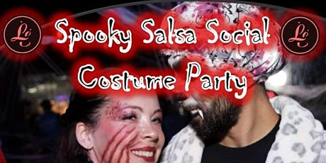 Spooky Salsa Halloween Costume Party tickets