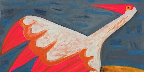 Mark Schaller | Birds of a Feather | Exhibition Opening tickets