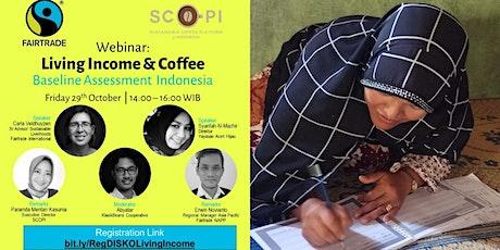 DISKO SCOPI X Fairtrade Living Income for Indonesia Coffee Origin tickets
