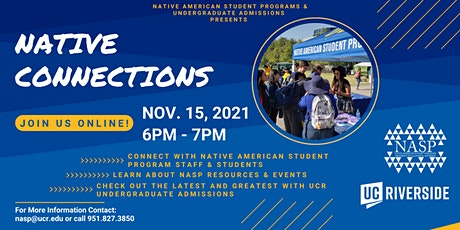 Native Connections tickets