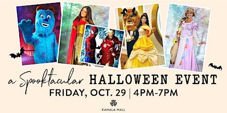 Kahala Mall Presents a Spooktacular Halloween Event tickets