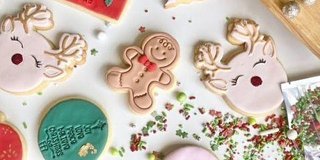 Christmas Cookie Decorating - Nourish & Flourish with BCQ tickets