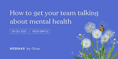 Stamping out stigma: How to get your team talking about mental health tickets