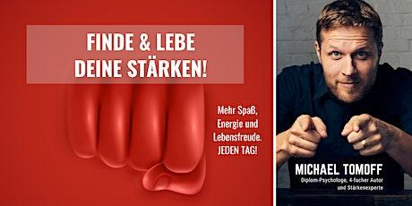 Finde & Lebe Deine Stärken - Stärkenworkshop Tickets