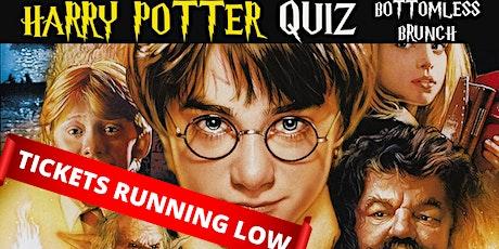 Harry Potter Quiz Bottomless Brunch - Birmingham tickets